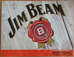 Jim Beam Woodcut