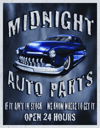 Legends - Midnight Auto Parts