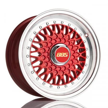 885 Classic RS rød