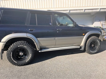 Jack Wheeler Rocky AT 8x16""