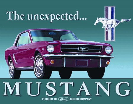Ford Mustang - The unexpected