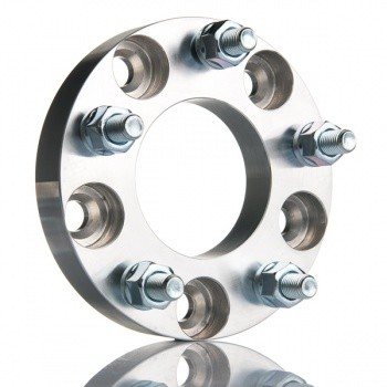2 stk SteyrTek spacer, 25 mm, 5 x 100 / 5 x 100