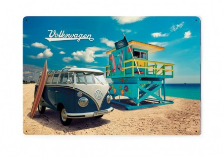 VW T1 buss - Beach Life