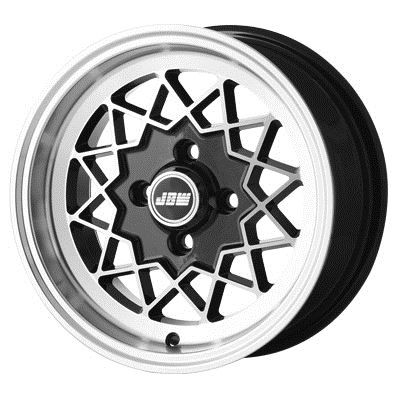 "JBW Ralley Special 6x12"" 4x101,6"