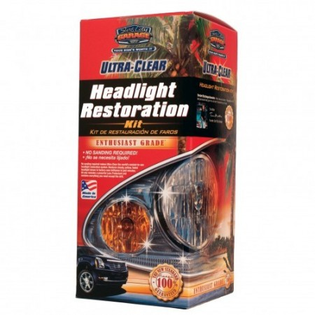 Ultra-Clear® Headlight Restoration Kit