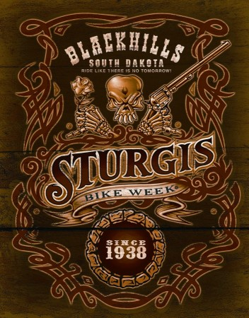 Sturgis - No tomorrow