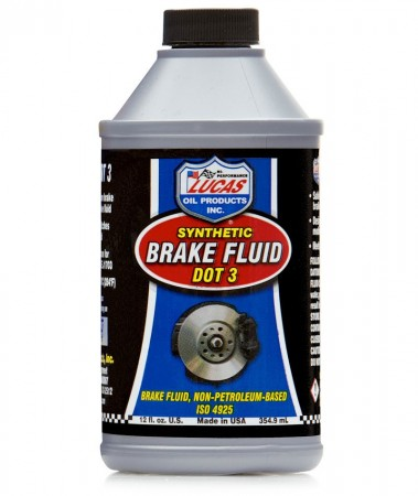 Lucas Brake Fluid DOT 3 syntetisk
