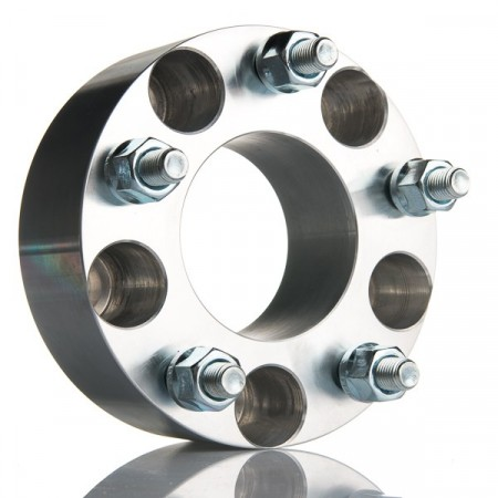 2 stk SteyrTek spacer, 51 mm, 5 x 100 / 5 x 100