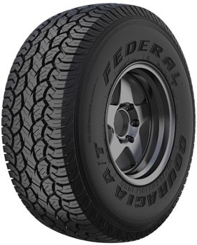 Couragia A/T 255/70R16 OWL