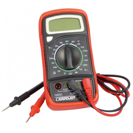 Multimeter digitalt, proff