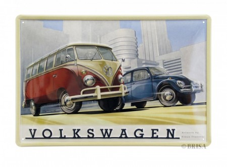 VW T1 og boble