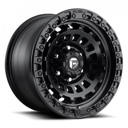Fuel Zephyr D633 Matte black