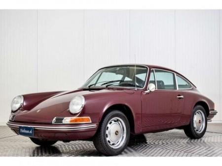 Klassisk Porsche
