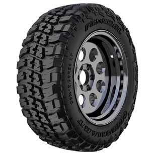 Federal Couragia M/T 265/70R17 OWL
