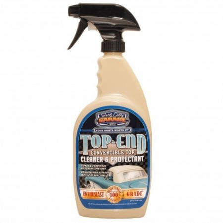Top End® Convertible Top Cleaner & Protectant - 0,47 liter